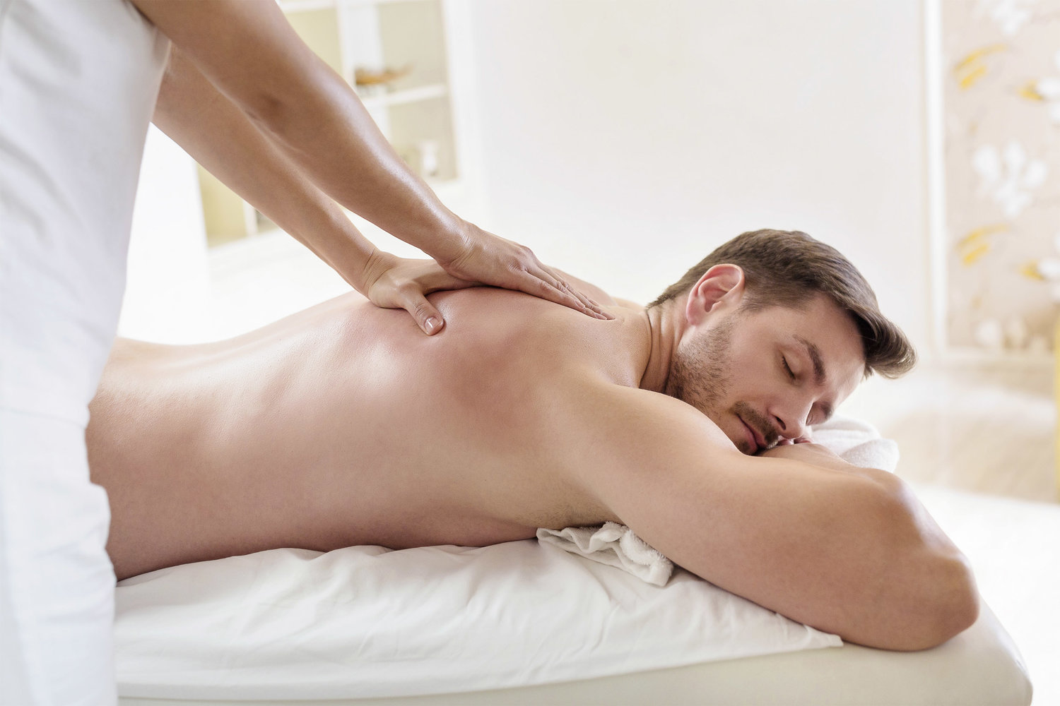 Book A Sensual Massage In Marble Arch