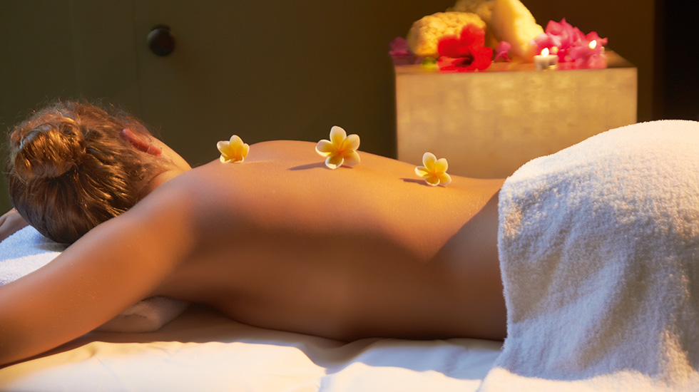 Book a Sacred Spot Massage in Park Lane